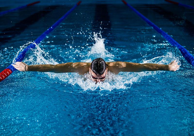 nuoto perfezionamento poseidon