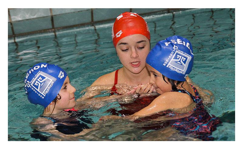 scuola nuoto poseidon