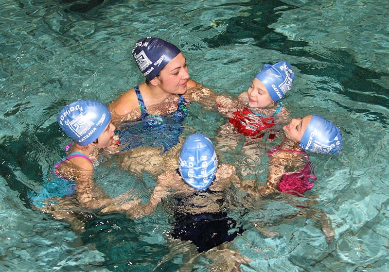 scuola nuoto baby poseidon
